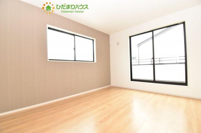 【寝室】北区宮原町 12期 新築一戸建て 02