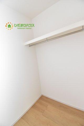 【収納】北区宮原町 12期 新築一戸建て 02
