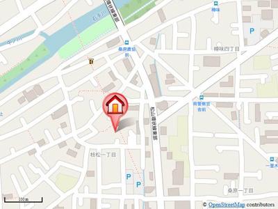 【地図】スカイピアJM