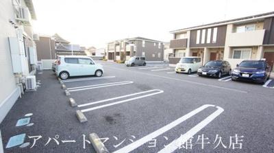 【駐車場】プラシードつくばC