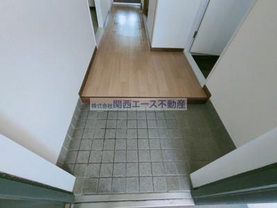 【玄関】レクシア野崎