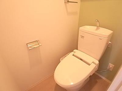 【トイレ】アガスティーア薬院
