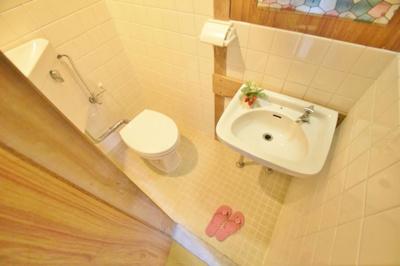 【トイレ】天美南3丁目貸家