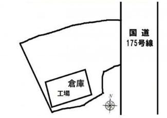 敷地面積は1,011.86㎡(306.08坪)です