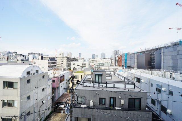 【展望】横浜ハイツ