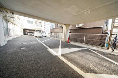 【駐車場】横浜ハイツ