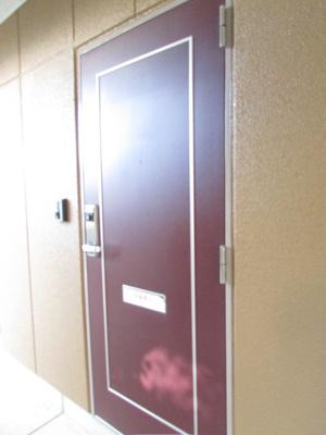 【玄関】ハロー21B
