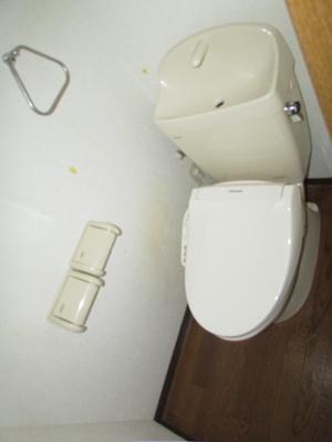 【トイレ】ハロー21B