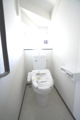 1階 シャワー付です。