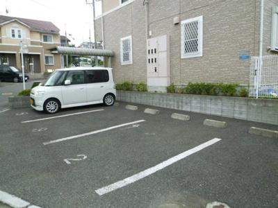 【駐車場】リマーレ1番館