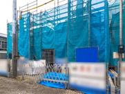上尾市上 1期 新築一戸建て リーブルガーデン 02の画像