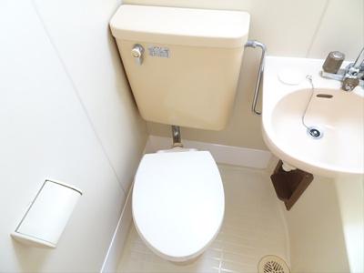 【トイレ】パレ・ド・モア