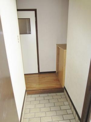 【玄関】ミリオンシャトー