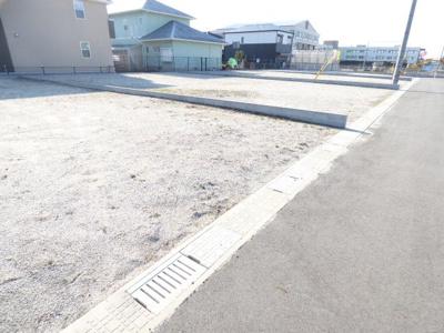 桐薫中学校裏売り土地