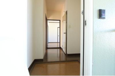 【玄関】フレグランスUNO B棟