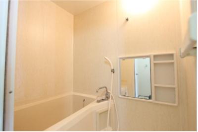 【浴室】フレグランスUNO B棟
