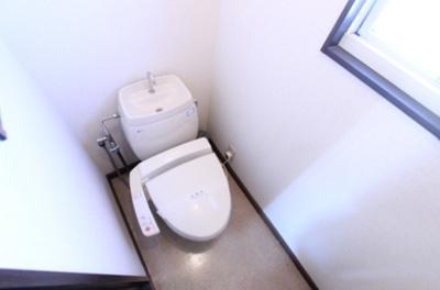 【トイレ】フレグランスUNO B棟