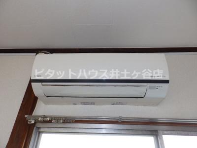 【設備】高橋荘