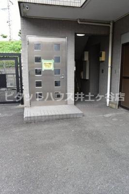 【エントランス】第12笠原ビル