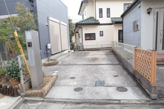 千葉市若葉区桜木北 新築戸建て 都賀駅  カースペースがあります