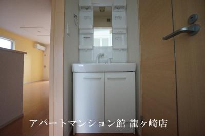 【独立洗面台】ラフィーネ