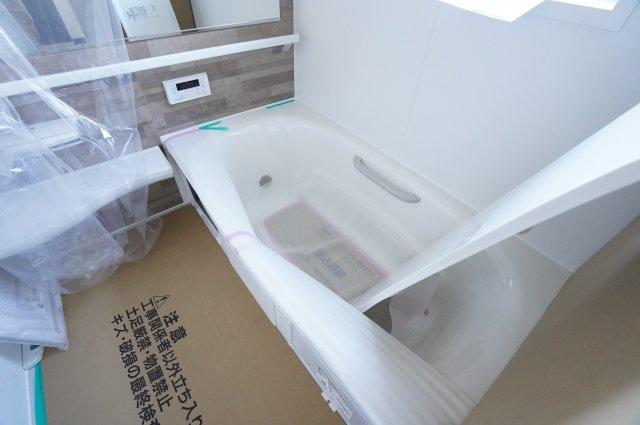 浴室新品交換済!気持ちよく使えます。