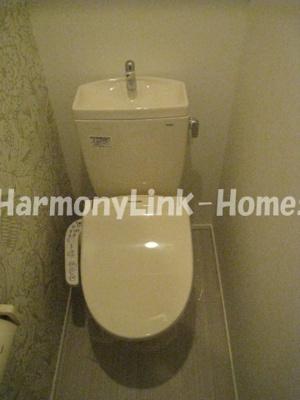 ハーモニーテラス根岸Ⅱのコンパクトで使いやすいトイレです☆