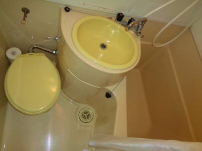 【浴室】フォーリブスイン西田辺