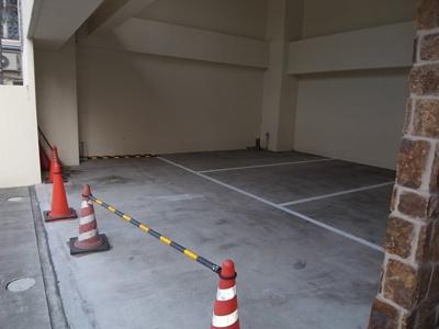 【駐車場】Grandi Rokko Park 駐車場
