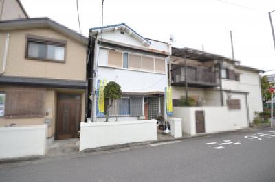 【外観】堺市堺区向陵東町 土地 新築