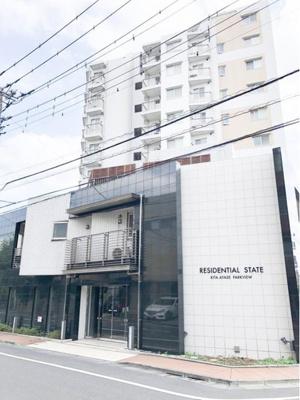 始発駅「北綾瀬」駅が徒歩3分圏内、豊かな緑に恵まれた住環境。
