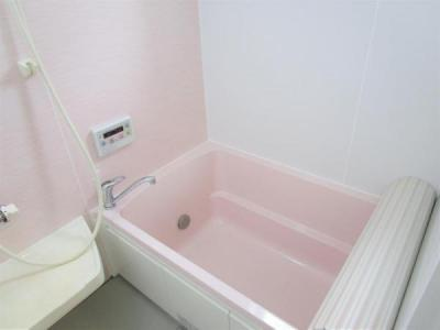 【浴室】鳥取市徳尾中古戸建て