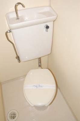【トイレ】ガレージフィールド相川