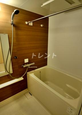 【浴室】グリーニエ西新宿弐番館