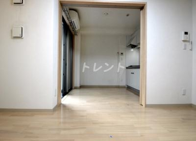 【寝室】グリーニエ西新宿弐番館