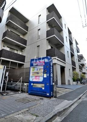【外観】グリーニエ西新宿弐番館