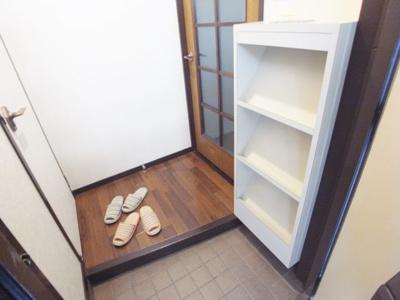 【玄関】ライフレジェンド扇町