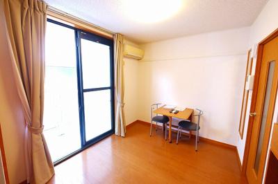 ゆとりのある共用廊下