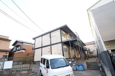 【外観】高橋ハイツ