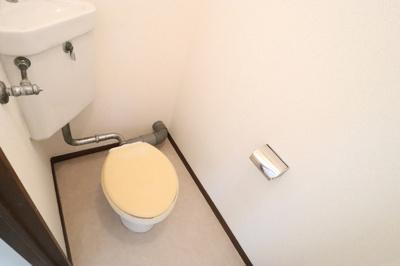 【トイレ】高橋ハイツ
