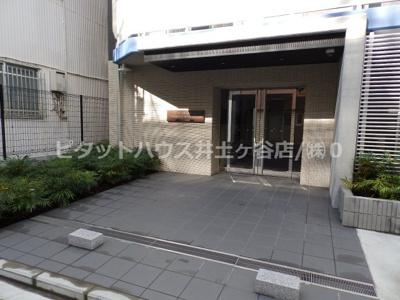 【エントランス】クラリッサ横浜阪東橋