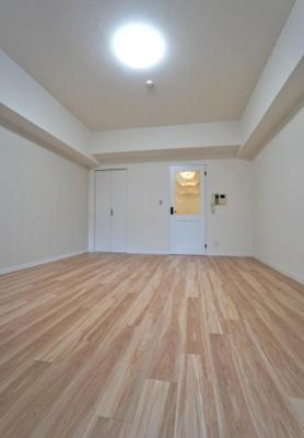 メゾン・ド・ヴィレ日本橋中洲の洋室です。 クローゼットがあります。