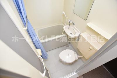 【浴室】ヴィレッジスプリングヒル