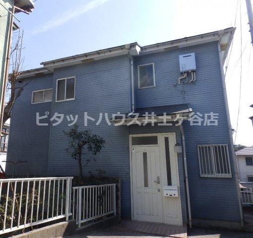 【外観】永田東一丁目戸建て