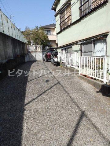 【エントランス】永田東一丁目戸建て