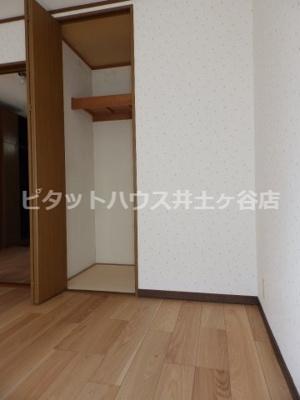 【収納】永田東一丁目戸建て