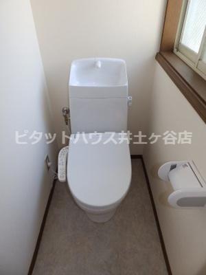 【トイレ】永田東一丁目戸建て