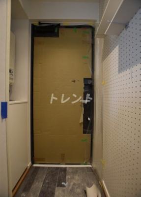 【玄関】グランアセット秋葉原