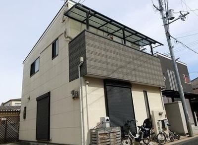 【外観】八尾市太田新町7丁目中古一戸建