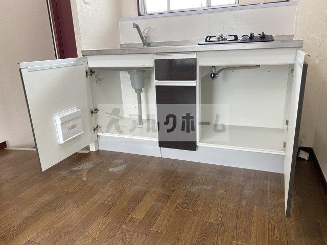 リズム柏原 キッチン